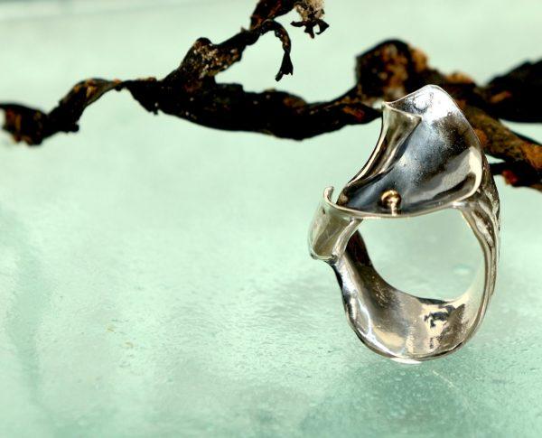 Konkyliering sølv